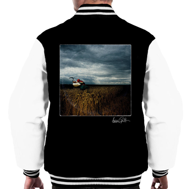 Depeche Mode A Broken Frame Album Sleeve Men's Varsity Jacket - Don't Talk To Me About Heroes