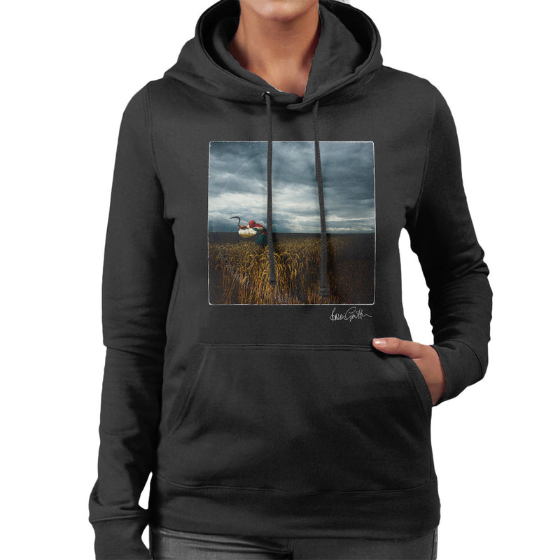 Depeche Mode A Broken Frame Album Sleeve Women's Hooded Sweatshirt - Don't Talk To Me About Heroes