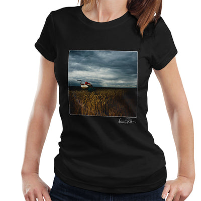 Depeche Mode A Broken Frame Album Sleeve Women's T-Shirt - Don't Talk To Me About Heroes