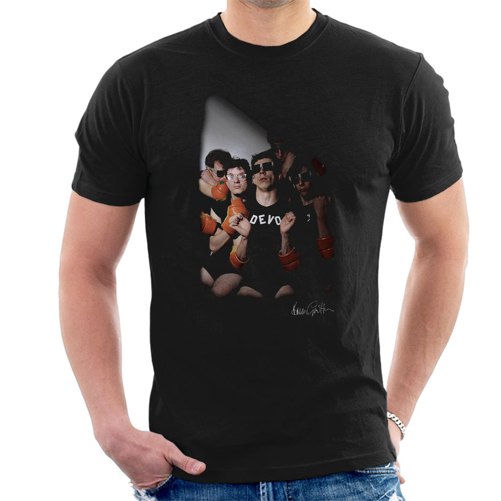 Devo In Toronto Men's T-Shirt