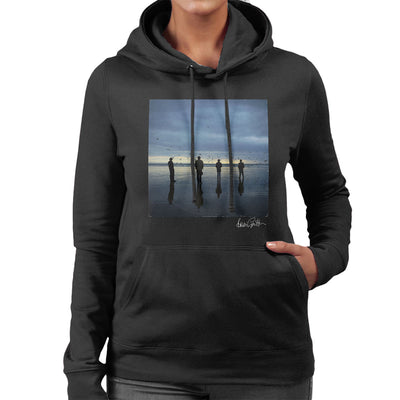 Echo And The Bunnymen Heaven Up Here Album Sleeve Women's Hooded Sweatshirt - Don't Talk To Me About Heroes