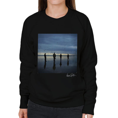 Echo And The Bunnymen Heaven Up Here Album Sleeve Women's Sweatshirt - Don't Talk To Me About Heroes