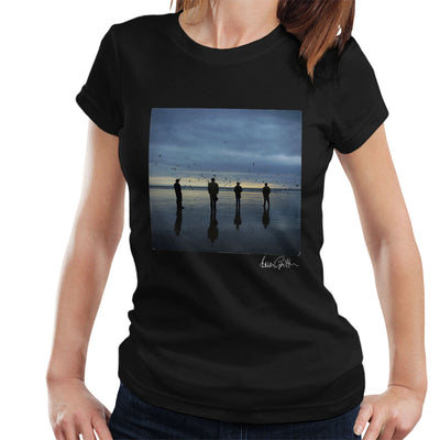 Echo And The Bunnymen Heaven Up Here Album Sleeve Women's T-Shirt - Don't Talk To Me About Heroes