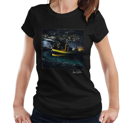 Echo And The Bunnymen Crystal Days Album Sleeve Women's T-Shirt - Don't Talk To Me About Heroes