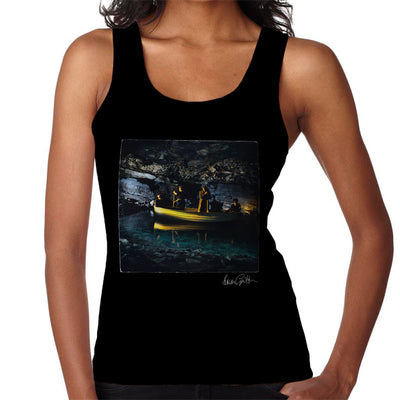 Echo And The Bunnymen Crystal Days Album Sleeve Women's Vest