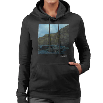 Echo And The Bunnymen A Promise Single Sleeve Women's Hooded Sweatshirt - Don't Talk To Me About Heroes