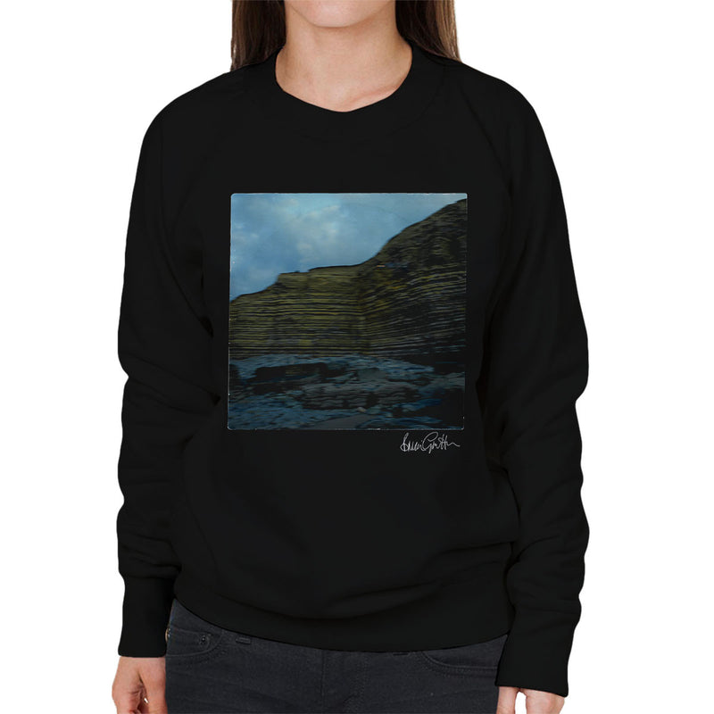 Echo And The Bunnymen A Promise Single Sleeve Women's Sweatshirt - Don't Talk To Me About Heroes