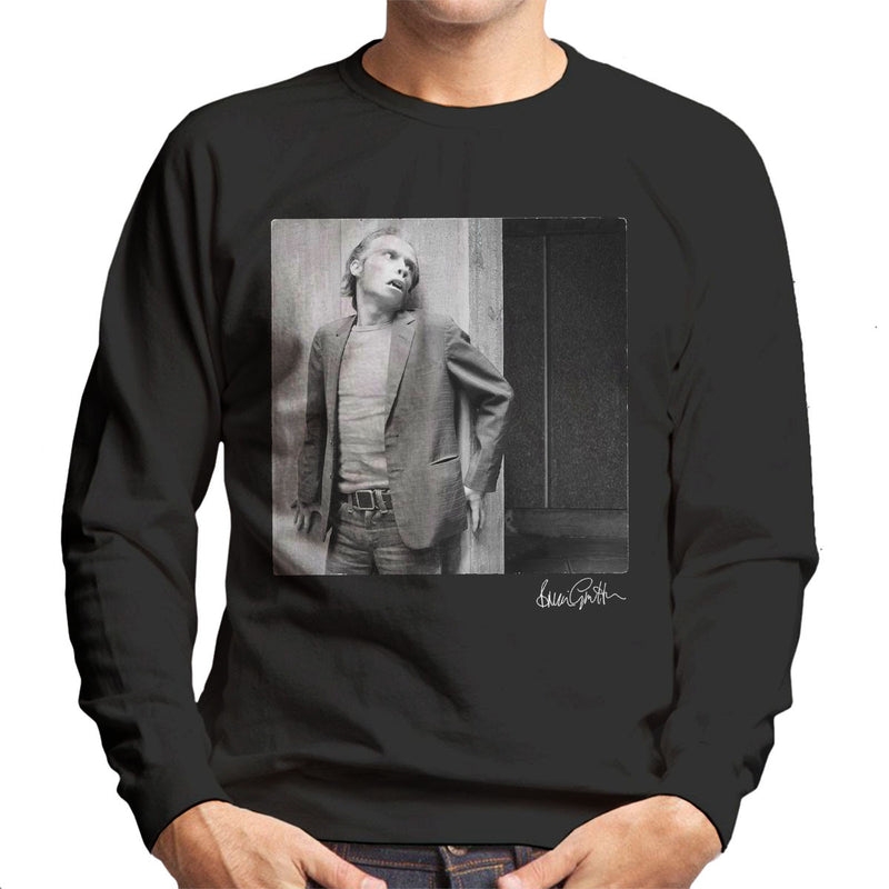Graham Parker And The Rumour The Parkerilla Album Sleeve Men's Sweatshirt - Don't Talk To Me About Heroes