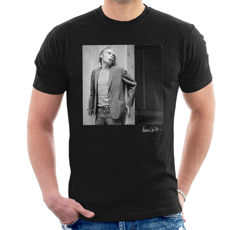 Graham Parker And The Rumour The Parkerilla Album Sleeve Men's T-Shirt - Don't Talk To Me About Heroes