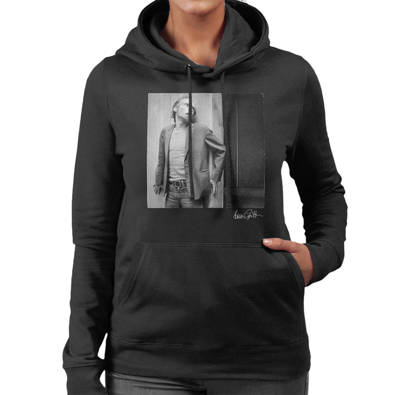 Graham Parker And The Rumour The Parkerilla Album Sleeve Women's Hooded Sweatshirt - Don't Talk To Me About Heroes