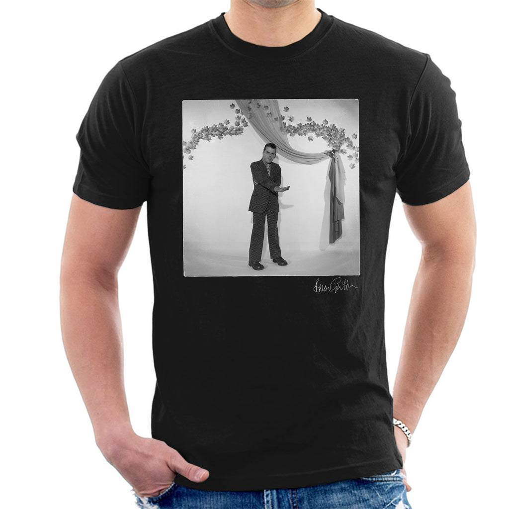 Ian Dury Laughter Press Shot Men's T-Shirt