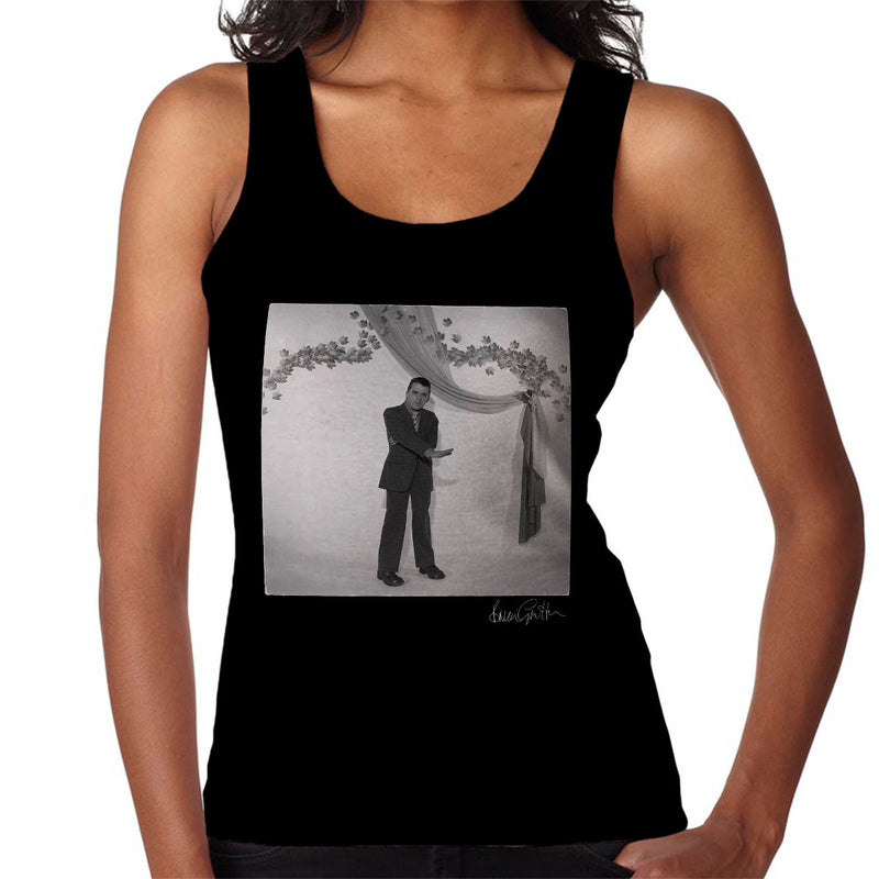 Ian Dury Laughter Press Shot Women's Vest