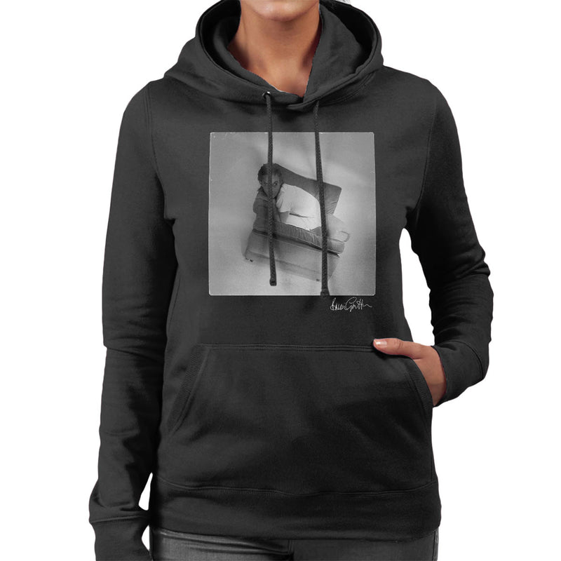 Iggy Pop Soldier Alternate Women's Hooded Sweatshirt - Don't Talk To Me About Heroes