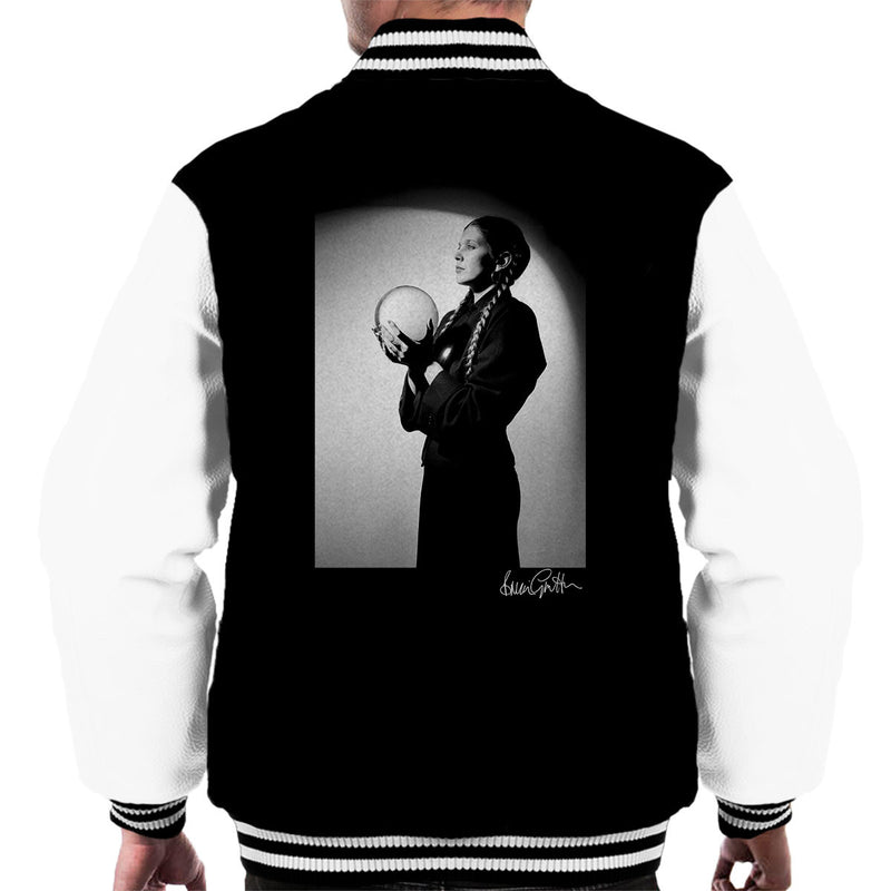 Lene Lovich Lucky Number Men's Varsity Jacket - Don't Talk To Me About Heroes