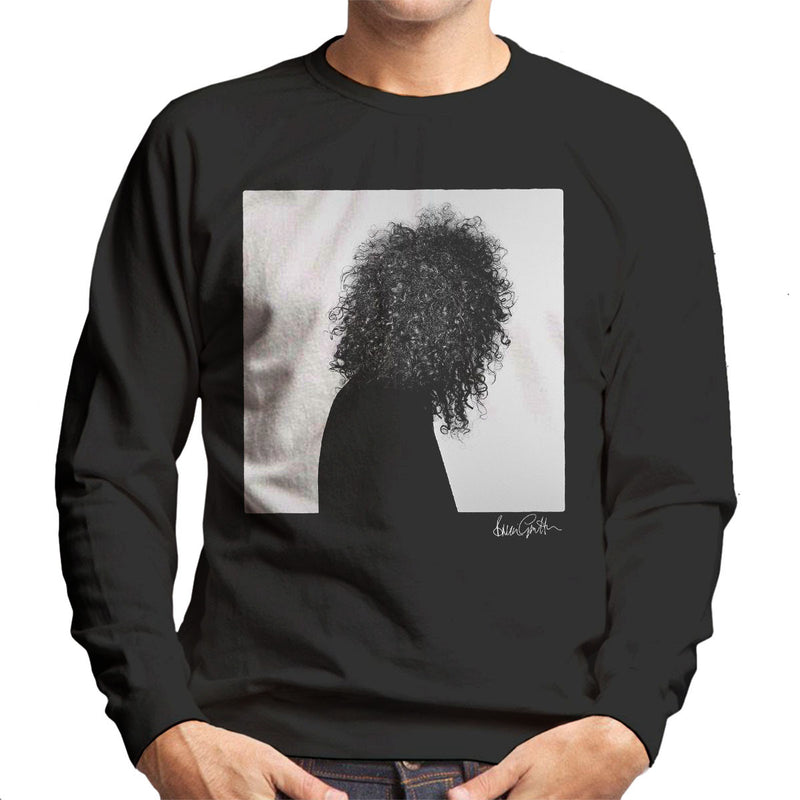 Brian May Queen Rotherhithe Studio 1990 Men's Sweatshirt - Don't Talk To Me About Heroes