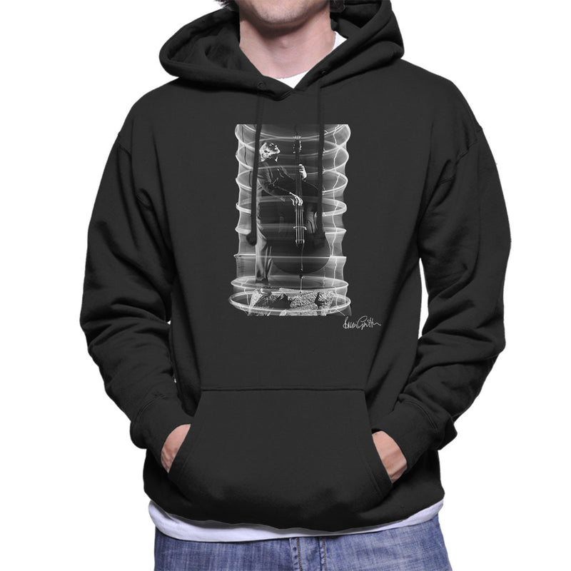 Danny Thompson Whatever Next Cover Men's Hooded Sweatshirt