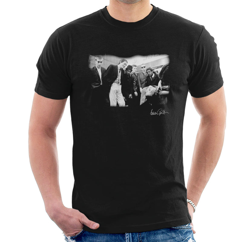 The Specials Jerry Dammers Barbershop Men's T-Shirt