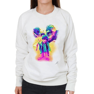Pink Floyd Piper At The Gates Of Dawn Cover Outtake Women's Sweatshirt
