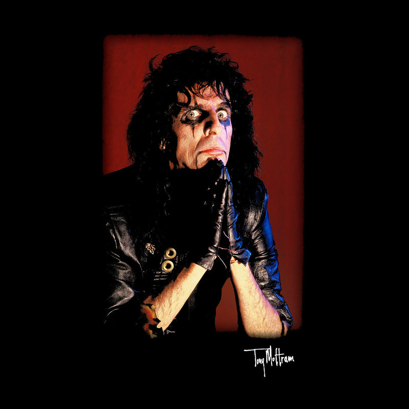 Alice Cooper Praying Hands Men's Vest - Don't Talk To Me About Heroes