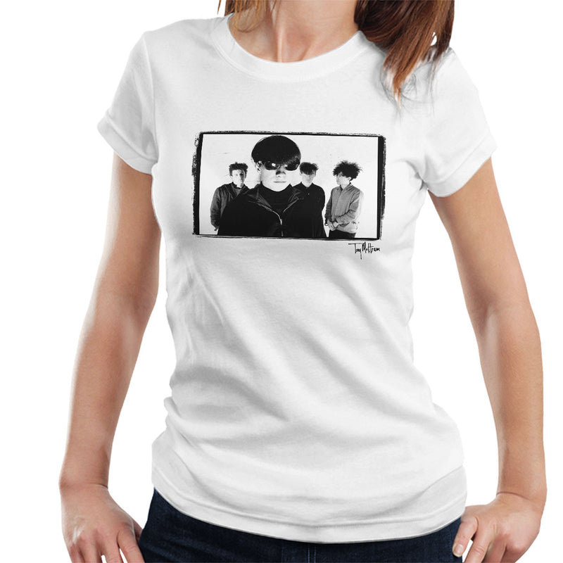 Jesus And Mary Chain Band Shot Women's T-Shirt - Don't Talk To Me About Heroes