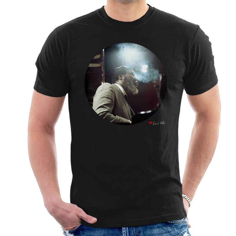 Thelonious Monk Performing At Ronnie Scotts London 1969 Men's T-Shirt - Don't Talk To Me About Heroes