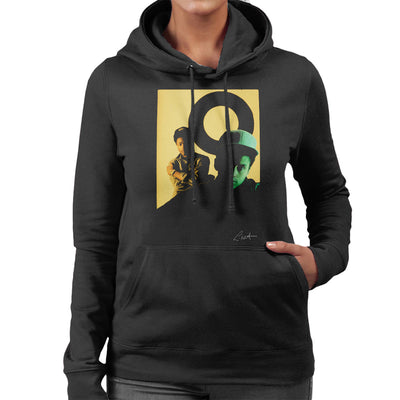 Matronix Group Photo Women's Hooded Sweatshirt