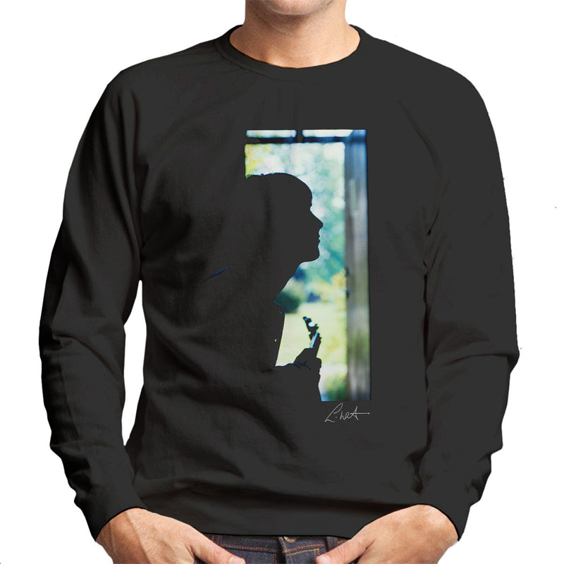 Paul Weller Guitar Silhouette Men's Sweatshirt