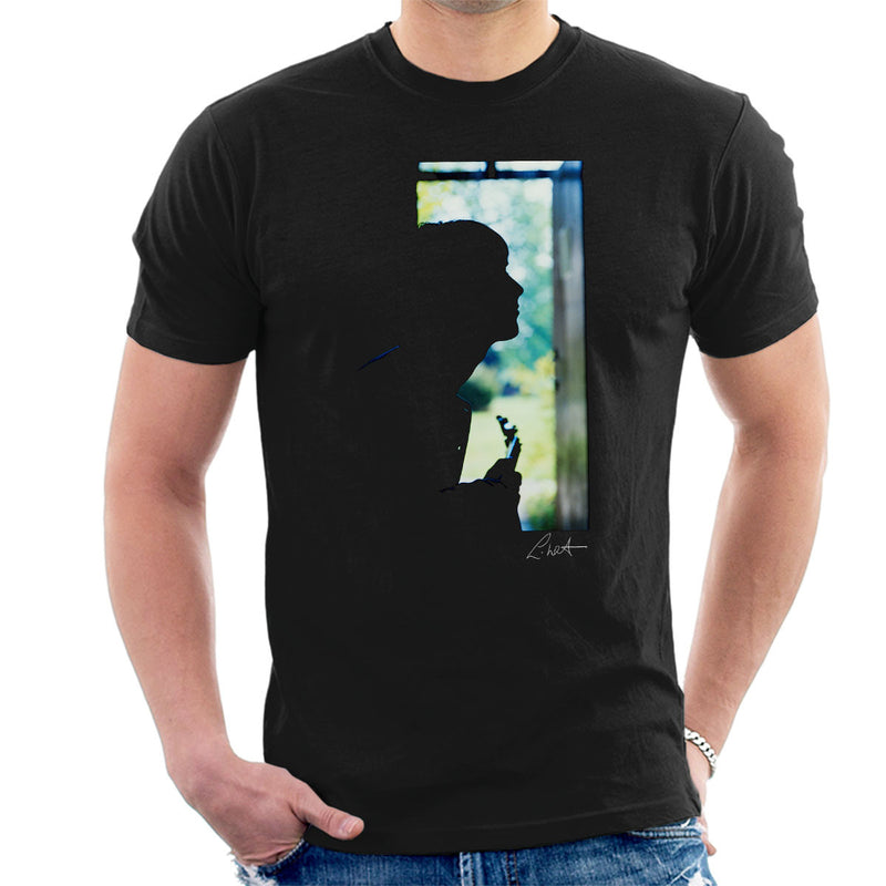 Paul Weller Guitar Silhouette Men's T-Shirt