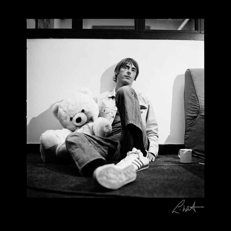 Paul Weller With Teddybear