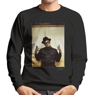 Run DMC Darryl McDaniels Men's Sweatshirt