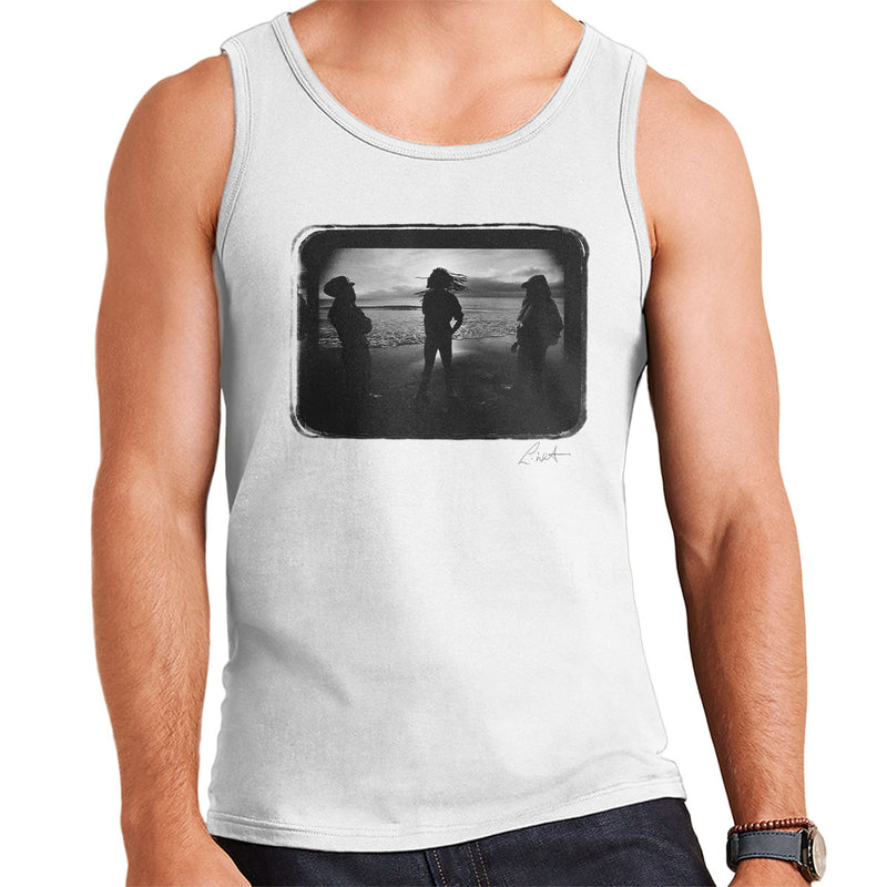 Aswad The Message Cover On Beach Men's Vest