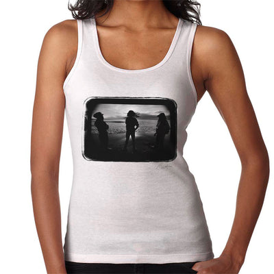 Aswad The Message Cover On Beach Women's Vest