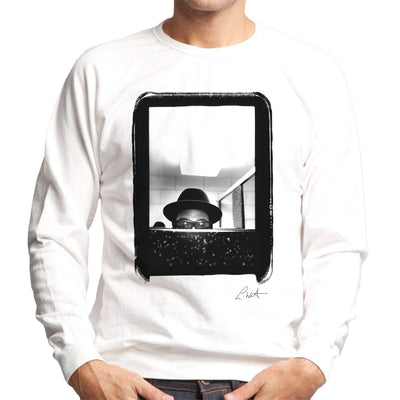 Run DMC Darryl McDaniels Mirror Men's Sweatshirt
