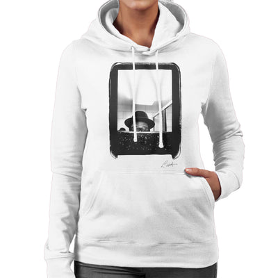 Run DMC Darryl McDaniels Mirror Women's Hooded Sweatshirt