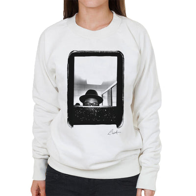 Run DMC Darryl McDaniels Mirror Women's Sweatshirt
