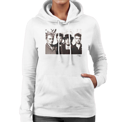 Killing Joke Young Band Photo Women's Hooded Sweatshirt - Don't Talk To Me About Heroes