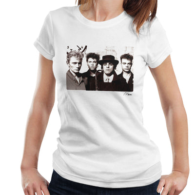 Killing Joke Young Band Photo Women's T-Shirt - Don't Talk To Me About Heroes