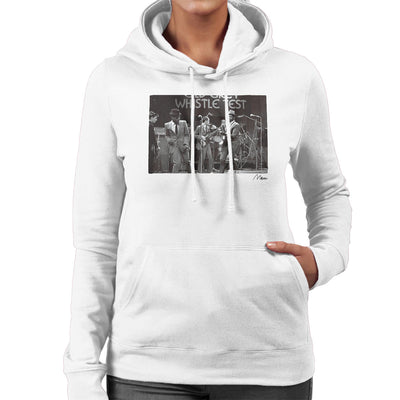 The Specials Performing On The Old Grey Whistle Test Women's Hooded Sweatshirt