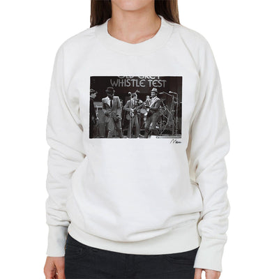 The Specials Performing On The Old Grey Whistle Test Women's Sweatshirt - Don't Talk To Me About Heroes