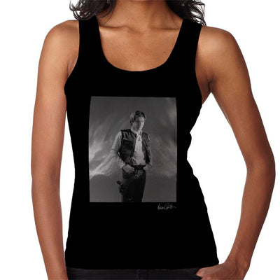 Star Wars Behind The Scenes Han Solo Women's Vest - Don't Talk To Me About Heroes