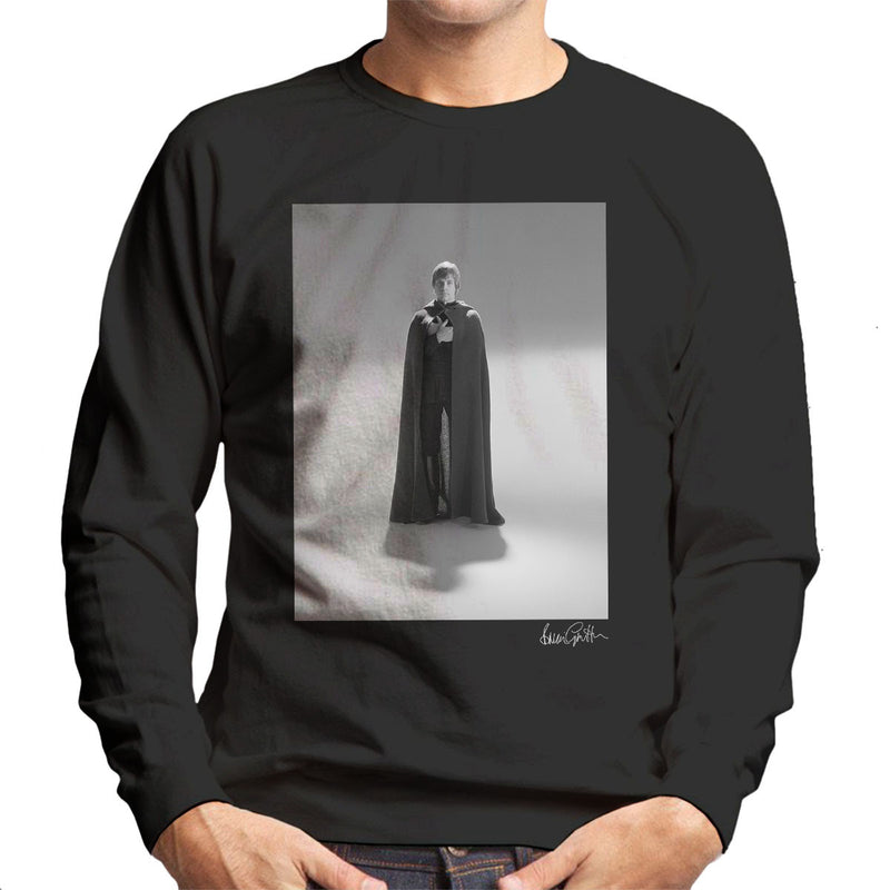 Star Wars Behind The Scenes Luke Skywalker Men's Sweatshirt - Don't Talk To Me About Heroes