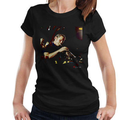Chet Baker At Sesjun Radio Show Women's T-Shirt - Don't Talk To Me About Heroes