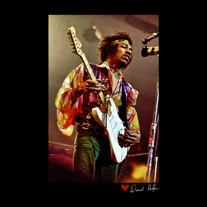 Jimi Hendrix At The Royal Albert Hall 1969 Men's Varsity Jacket - Don't Talk To Me About Heroes
