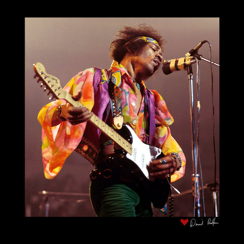 Jimi Hendrix At The Royal Albert Hall 1969 Alt Men's Varsity Jacket - Don't Talk To Me About Heroes