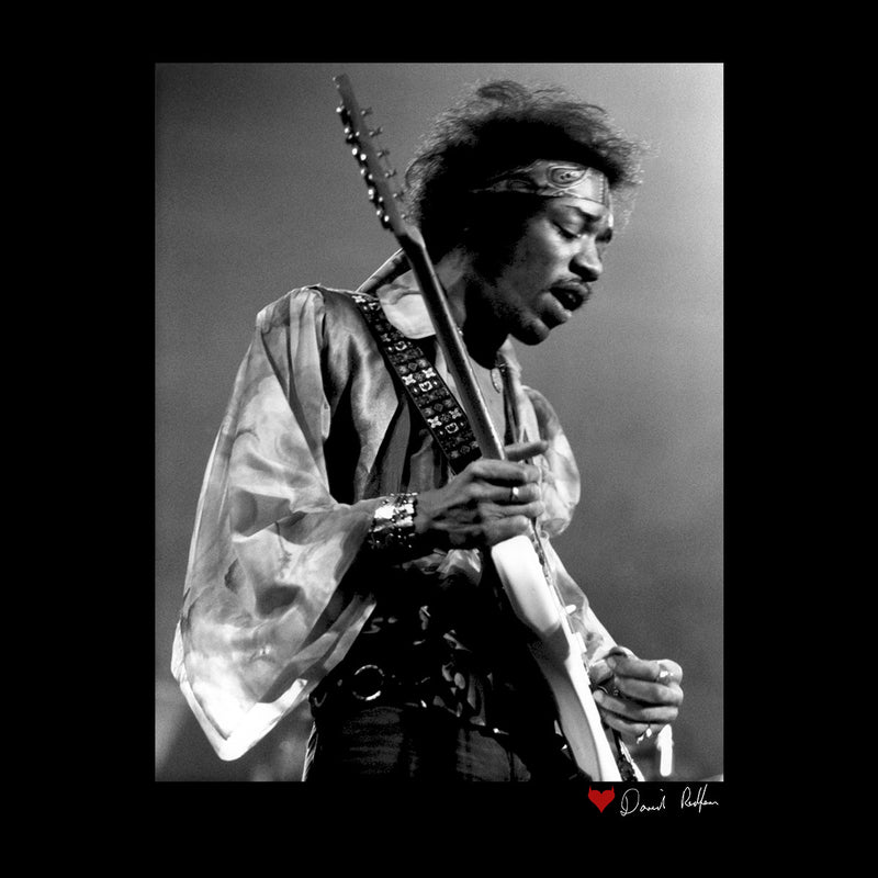 Jimi Hendrix At The Royal Albert Hall 1969 B&W Women's Sweatshirt - Don't Talk To Me About Heroes