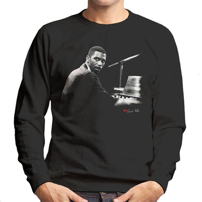 Jimmy Smith Jazz Organist Men's Sweatshirt - Don't Talk To Me About Heroes