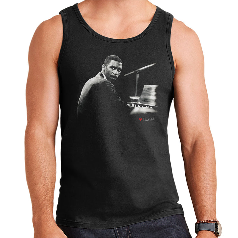 Jimmy Smith Jazz Organist Men's Vest - Don't Talk To Me About Heroes