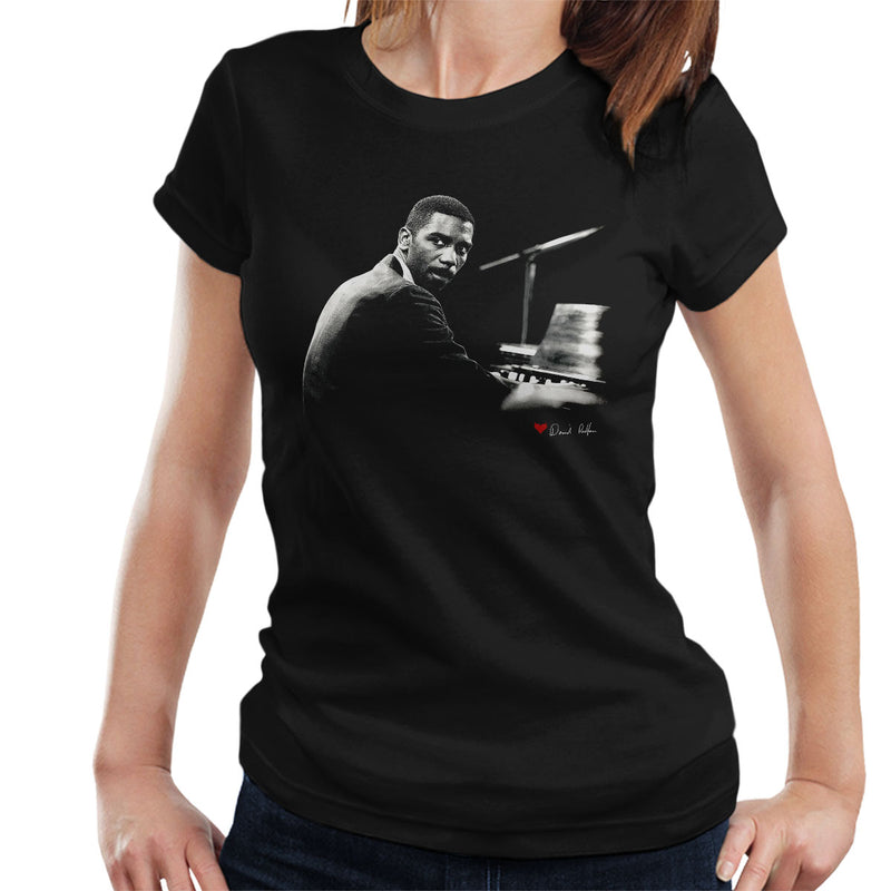 Jimmy Smith Jazz Organist Women's T-Shirt