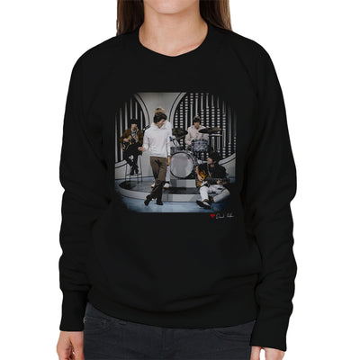 Rolling Stones On Thank Your Lucky Stars Birmingham Jan 1965 Women's Sweatshirt - Don't Talk To Me About Heroes