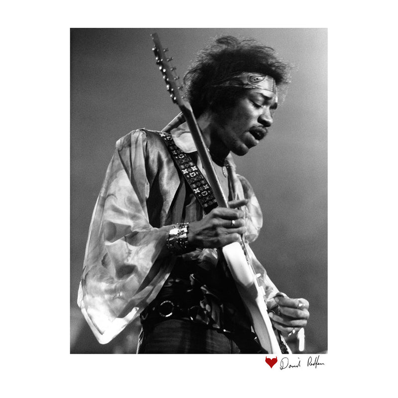 Jimi Hendrix At The Royal Albert Hall 1969 Alt White Women's Vest - Don't Talk To Me About Heroes
